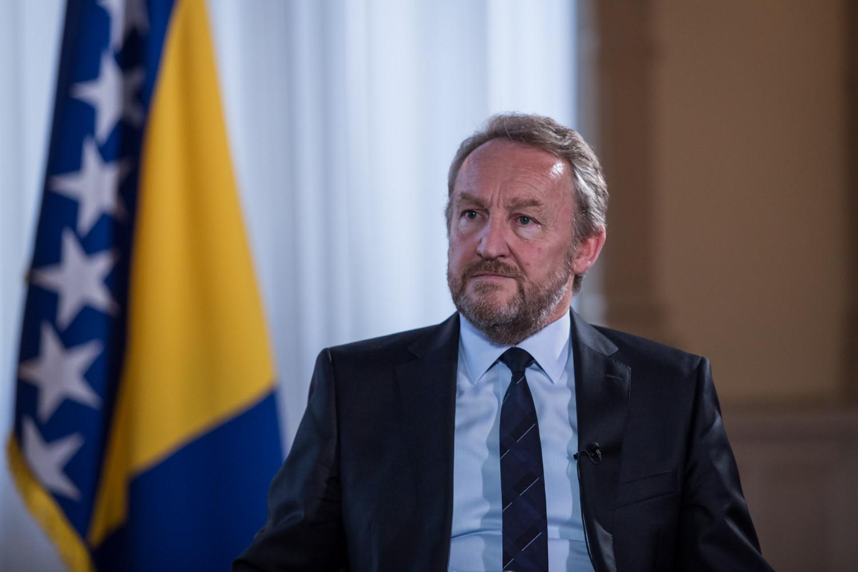 Bivši predsedavajući Predsjedništva BiH Bakir Izetbegović (Foto: predsjednistvobih.ba)