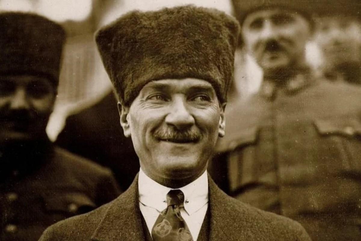 Mustafa Kemal Ataturk, otac moderne Turske (Foto: Tviter)