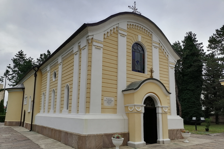 Stara crkva (posvećena Silasku Svetog duha na apostole) u Kragujevcu (Foto: Radomir Jovanović/Novi Standard)