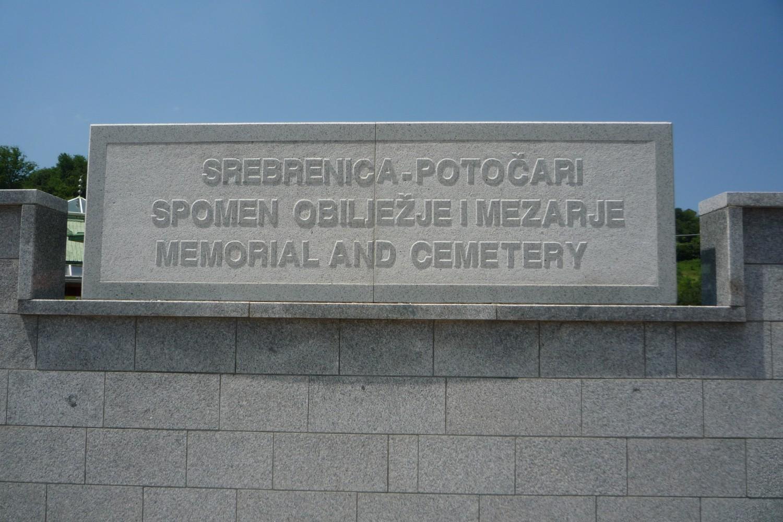 Memorijalni centar Srebrenica – Potočari (Foto: Wikimedia/Lucignolobrescia)