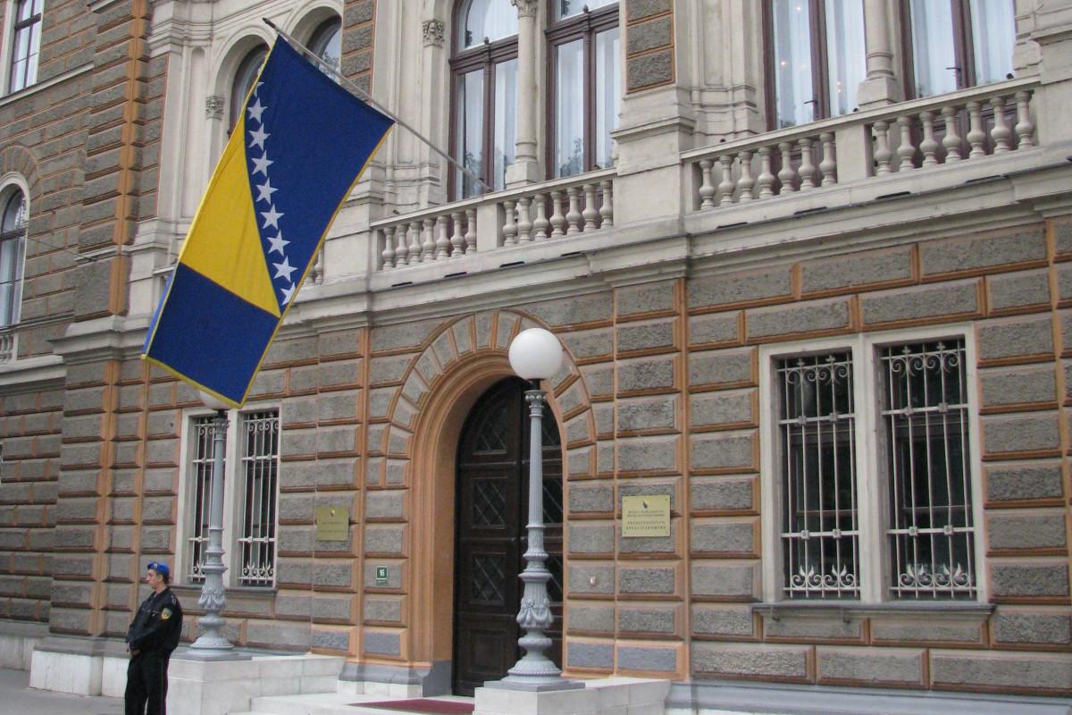 Zgrada Predsjedništva BiH u Sarajevu (Foto: Wikimedia/Ex13)