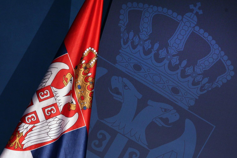 Zastava Srbije (Foto: Tanjug/Sava Radovanović)