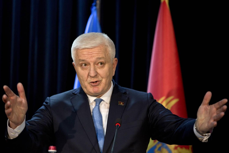 Crnogorski premijer Duško Marković (Foto: AP Photo/Visar Kryeziu)