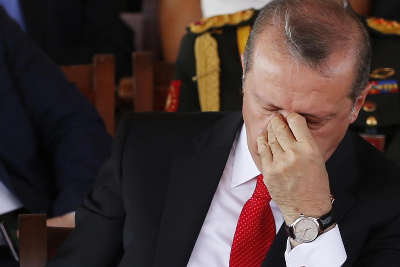 Turski predsednik Redžep Tajip Erdogan (Foto: AFP/Florian Choblet)