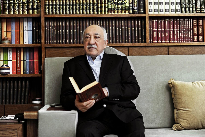 Islamski učitelj i Erdoganov protivnik Fetulah Gulen (Foto: EPA/Selahattin Sevi)
