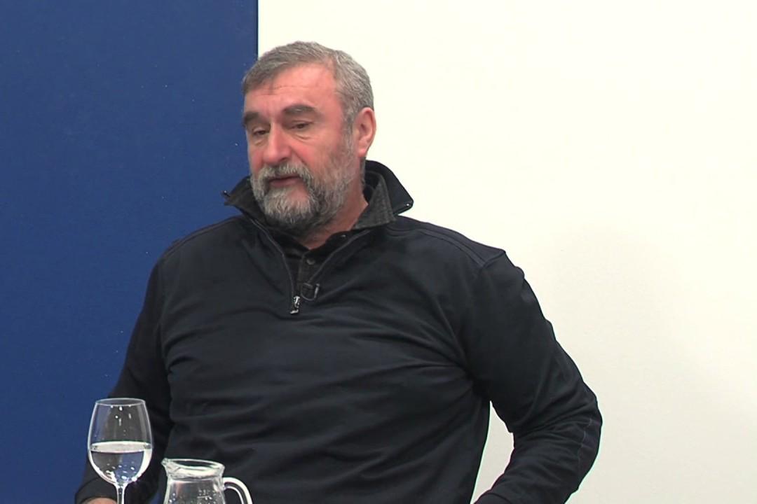 Ante Prkačin, kandidat Domovinskog pokreta (Foto: Snimak ekrana/Jutjub)