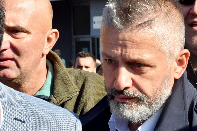 Ratni komandant Armije BiH u Srebrenici Naser Orić (Foto: Profimedia/AFP)