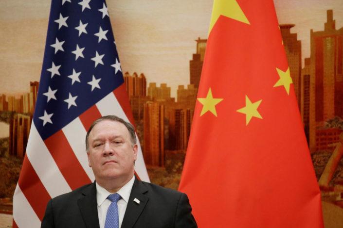 Šta je razlog za Pompeov ekstremistički govor o Kini?