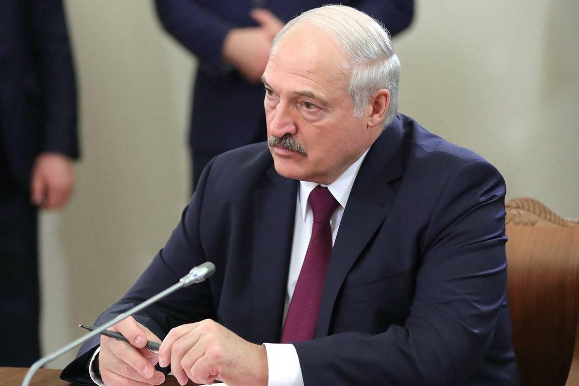 Predsednik Belorusije Aleksandar Lukašenko (Foto: Mikhail Klimentyev/Russian Presidential Press and Information Office/TASS)
