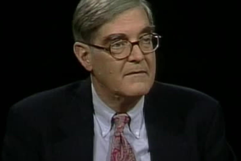 Bivši američki ambasador u Jugoslaviji Voren Cimerman (Foto: charlierose.com)
