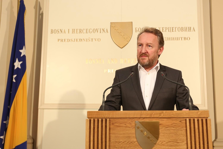 Bivši član Predsjedništva BiH i predsednik SDA Bakir Izetbegović (Foto: predsjednistvobih.ba)