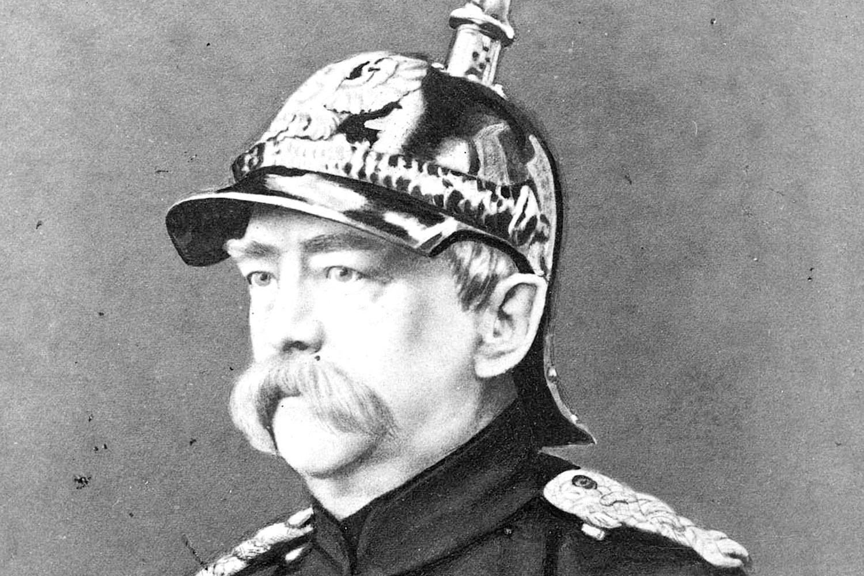 Prvi kancelar Nemačkog carstva Oto fon Bizmark (Foto: Hulton/Getty Images)