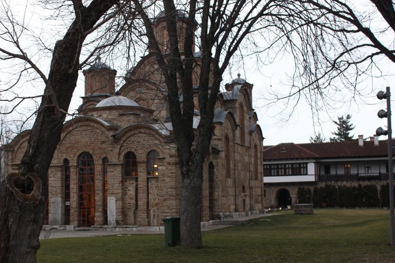 Manastir Gračanica (Foto: Centar za međunarodnu javnu politiku)
