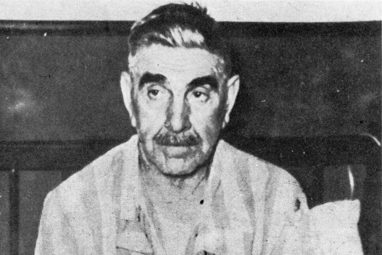 Ustaški poglavnik Ante Pavelić u bolnici u Lomas de Palomaru nakon atentata 1957. (Foto: Wikimedia/Direktor)