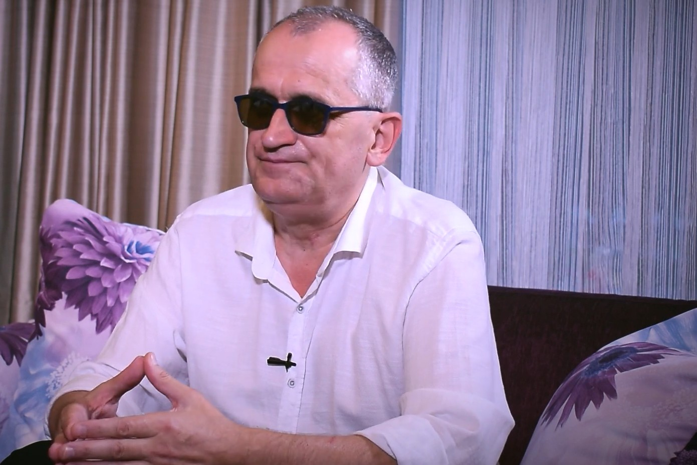 Politički analitičar i stručnjak za bezbednost i terorizam Dževad Galijašević (Foto: Snimak ekrana/Jutjub)