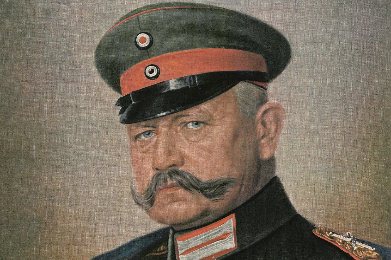 Nemački feldmaršal i drugi predsednik Vajmarske republike Paul fon Hindenburg (Foto: Wikimedia/Lucius Castus/Staatsbibliothek zu Berlin/Preußischer Kulturbesitz)
