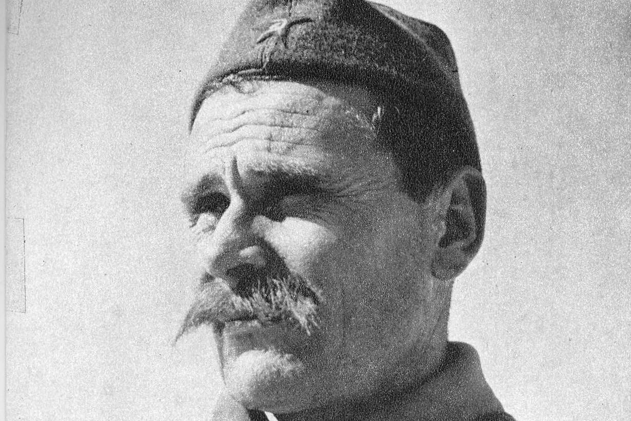 Revolucionar i učesnik Narodnooslobodilačke borbe Sava Kovačević (Foto: Wikimedia/Mladifilozof)