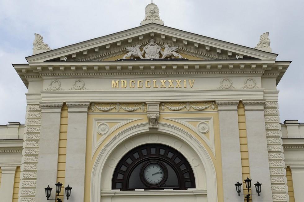 Spoljašnji izgled bivše glavne železničke stanice u Beogradu (Foto: beograd.rs)