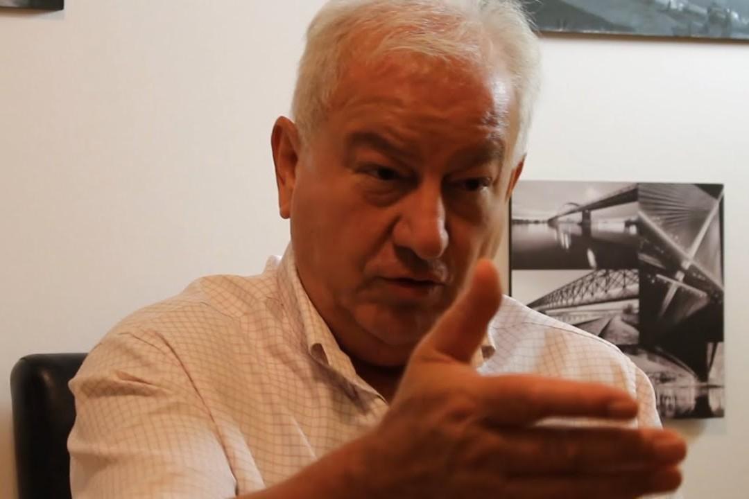 Ekonomista i profesor na Filozofskom fakultetu Univerziteta u Beogradu Miodrag Zec (Foto: Snimak ekrana/Jutjub)