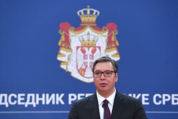 Špigl: U Srbiji se vode istrage protiv NVO jer one ugrožavaju Vučićevu moć