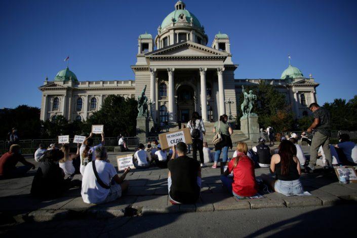"""Srbija i Mađarska svrstane u """"ograničena društva"""" po pitanju slobode rada NVO"""