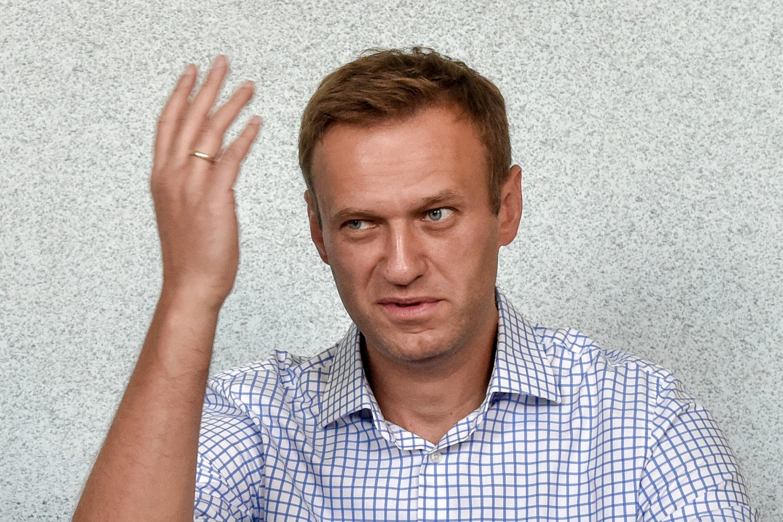 Ruski opozicioni političar Aleksej Navaljni (Foto: Vasily Maximov/AFP via Getty Images)