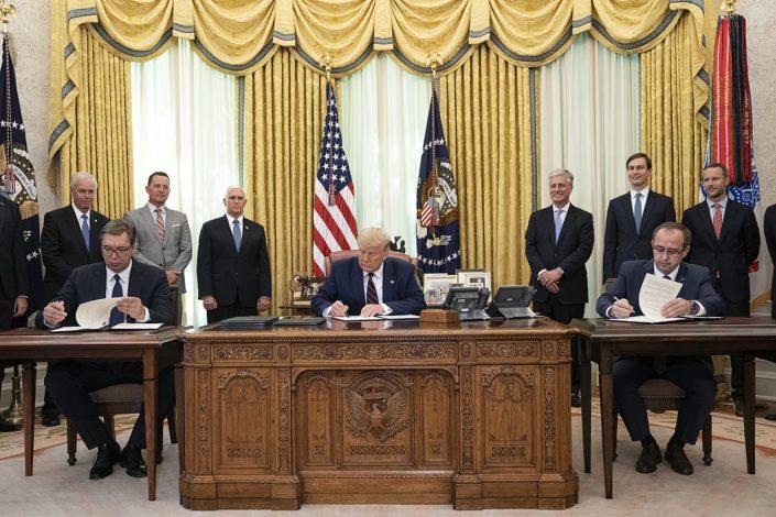 Dojče vele: Sporazum Beograda i Prištine će morati da sačeka dogovor EU i SAD?