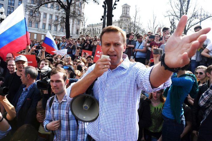 """Satanizacija Rusije – """"slučaj Navaljni"""""""