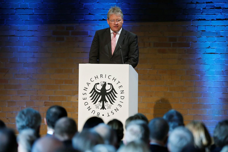 Šef Savezne obaveštajne agencije Nemačke Bruno Kal (Foto: Hannibal Hanschke/Reuters)
