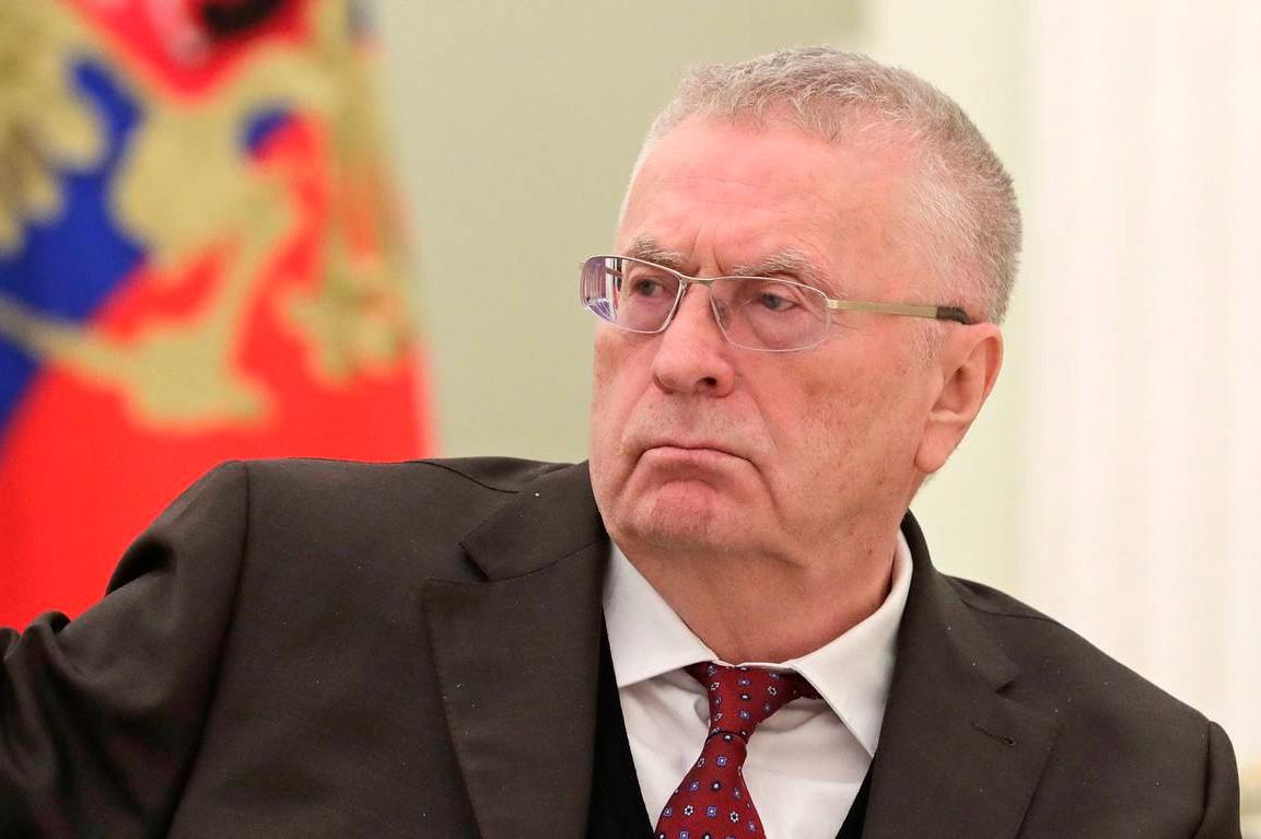 Lider Liberalno-demokratske partije Vladimir Žirinovski (Foto: Mihail Metcelь/TASS)