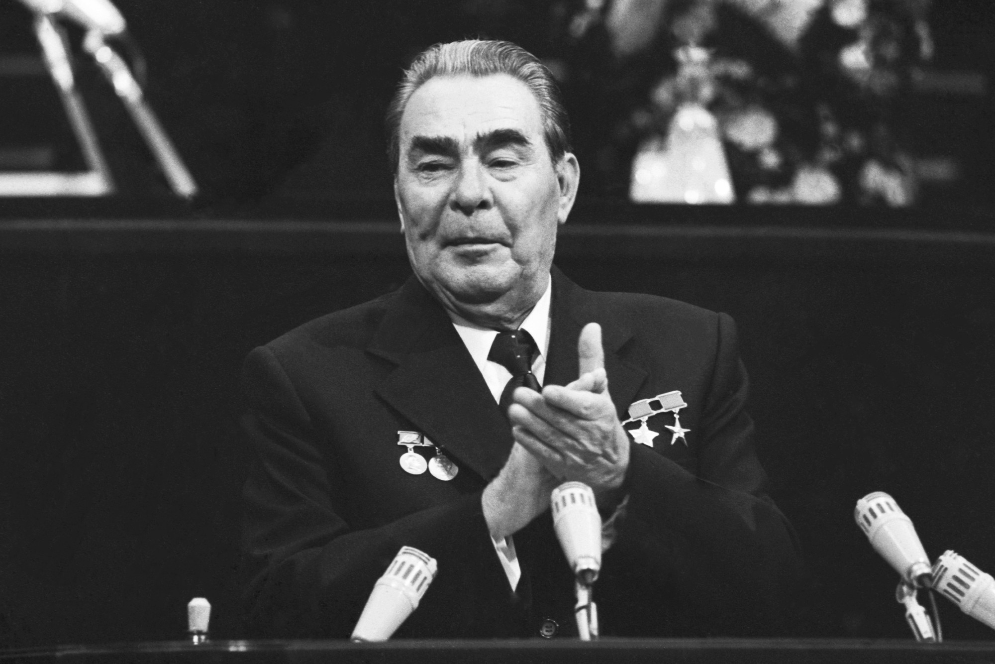 Bivši Generalni sekretar Komunističke partije Sovjetskog Saveza Leonid Brežnjev (Foto: TASS/Vladimir Musaэlьяn)