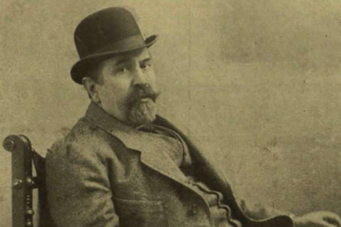 Mađarski istoričar i arhivista Lajoš Taloci (Foto: László Hollenzer/Digitális Képarchívum)