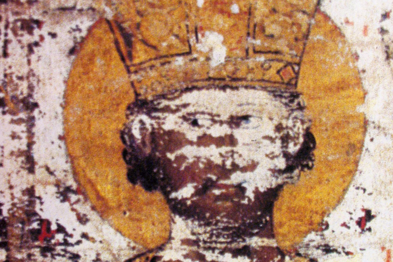 Lik despota Đurđa sa Esfigmenske povelje,1429. godina (Foto: Wikimedia/Mladifilozof)