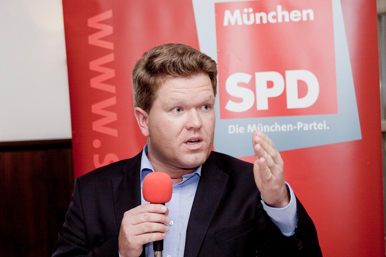 Florijan Post, poslanik SPD-a iz Minhena (Foto: Wikimedia/Williampost)