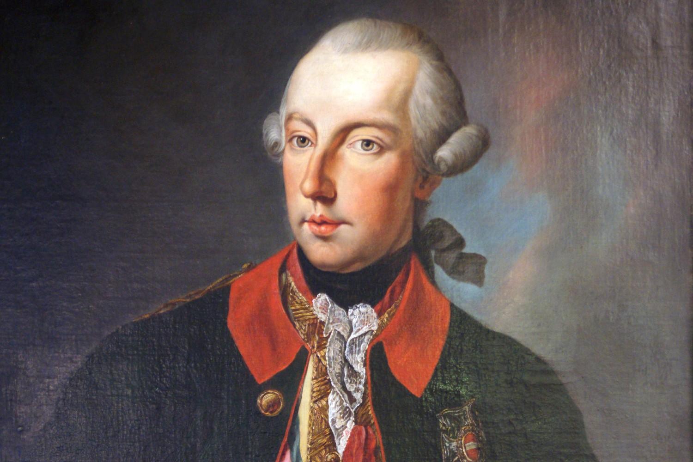 Portret Josifa II, sina Marije Terezije i cara Svetog rimskog carstva, oko 1780. (Foto: Wikimedia/Sandstein)