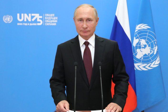 Putin na čelu novog pokreta nesvrstanih?