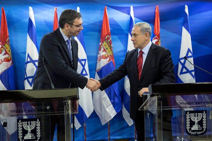 Izraelova balkanska greška