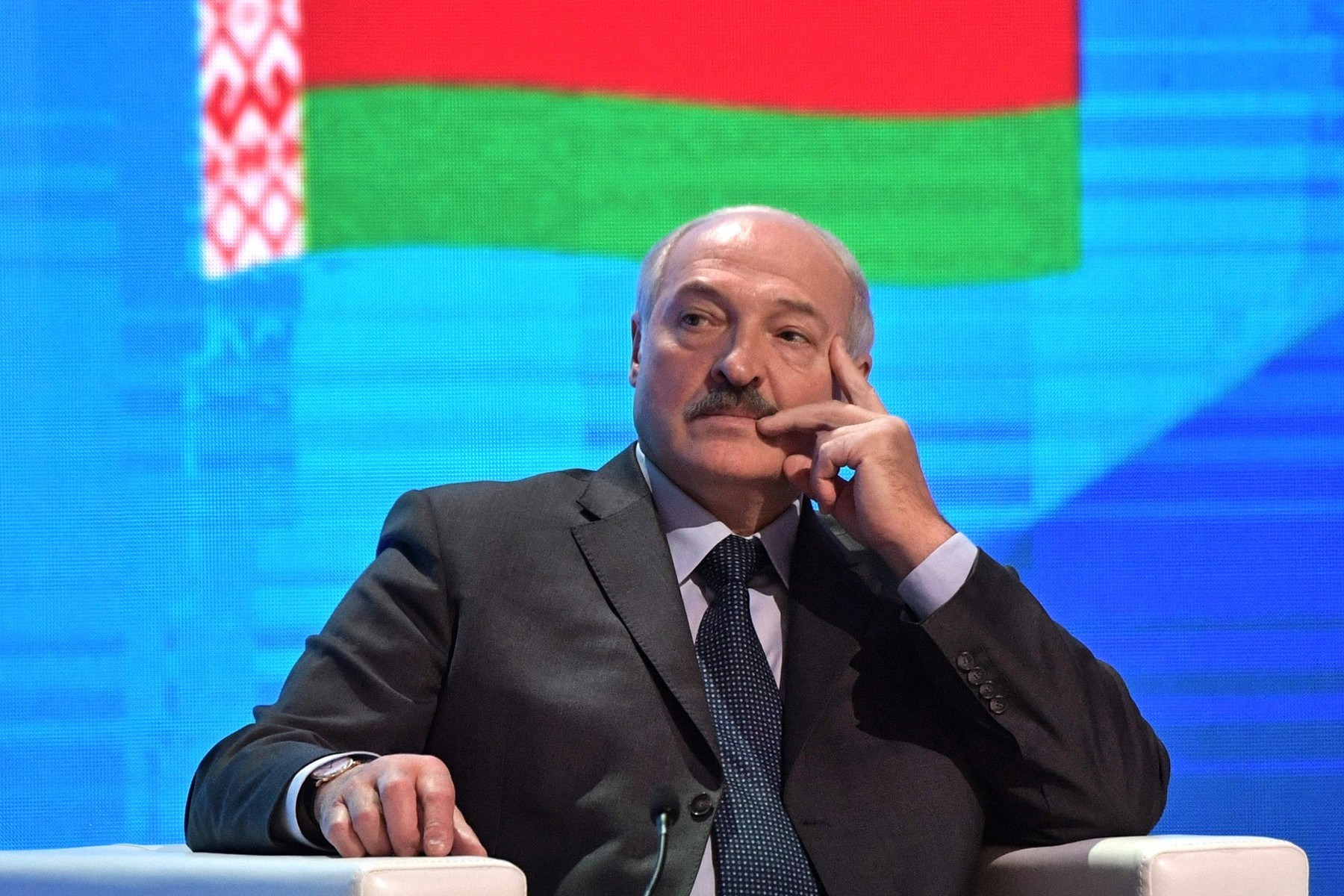 Predsednik Belorusije Aleksandar Lukašenko (Foto: kremlin.ru)