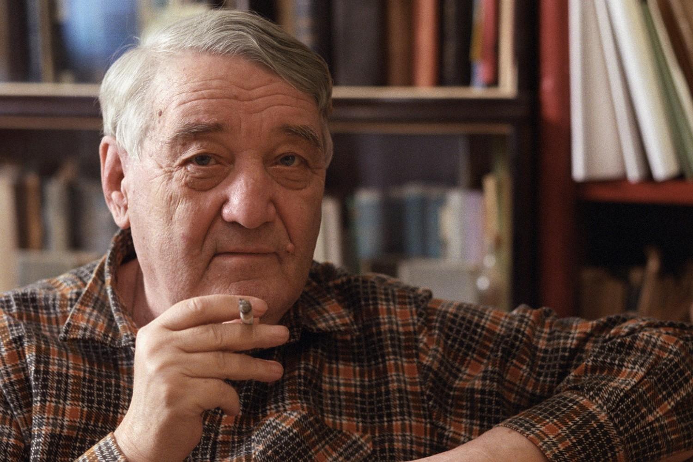 Lav Nikolajevič Gumiljov, ruski istoričar, etnolog i antropolog (Foto: Yury Belinsky/TASS)