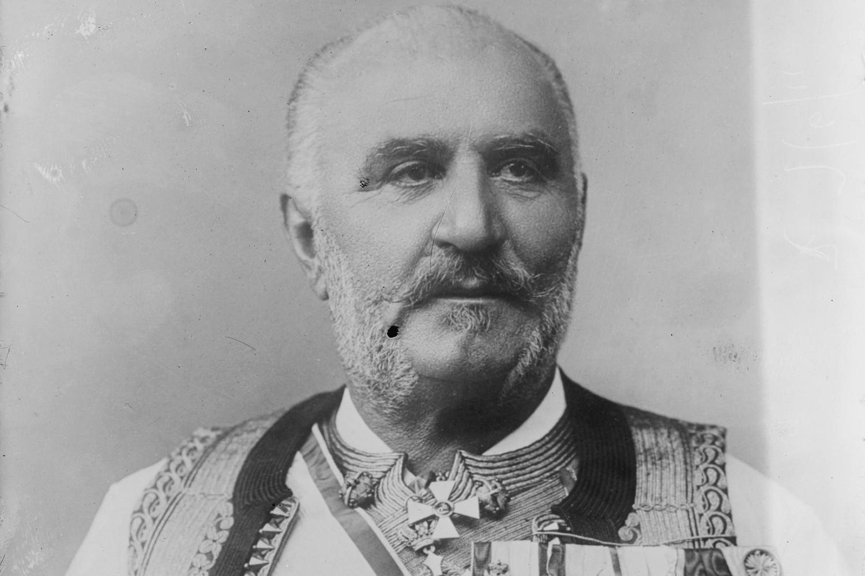 Kralj Nikola I Petrović Njegoš (Foto: Wikimedia/Calliopejen/Library of Congress)