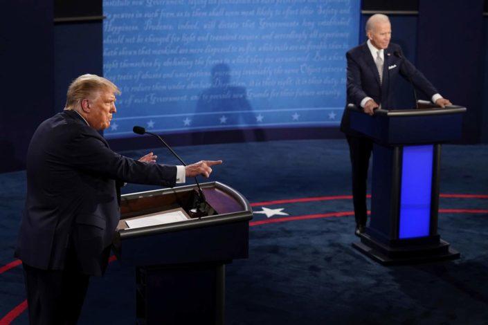 SAD: Odlučeno da druga debata bude virtuelna, Tramp odbio da učestvuje