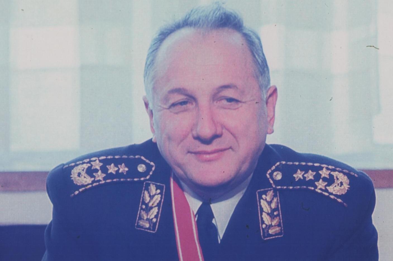 Bivši predsednik Predsedništva SR Srbije Nikola Ljubičić (Foto: Vikipedija/Stevan Kragujević, po odobrenju kćerke Tanje Kragujević)