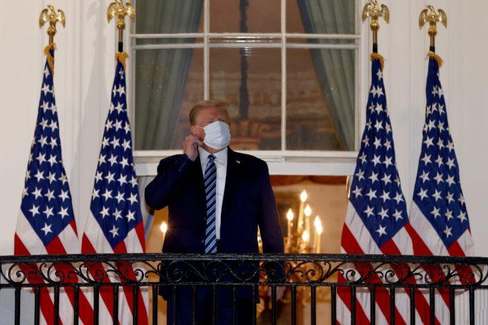 Tramp ima još četiri nedelje za preokret