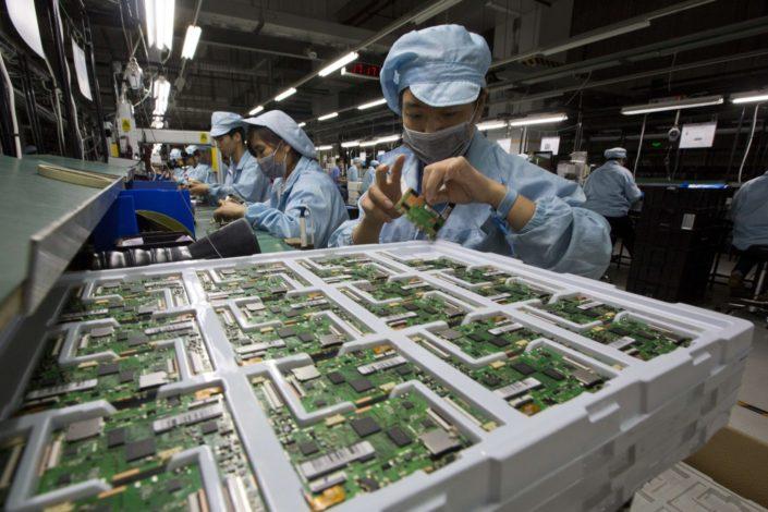 Kina vodi u ratu za globalne tehnološke standarde