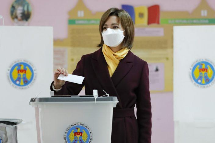Moldavija nakon predsedničkih izbora