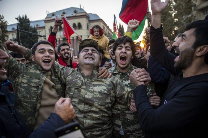 Tri turska generala i 200 vojnih savetnika doneli pobedu Azerbejdžanu