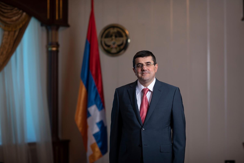 Predsednik Republike Arcah Arajik Arutjunjan (Foto: Wikipedia/regnum.ru)