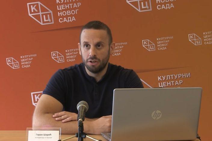 Goran Šarić: Evropa je umrla na Kosovu