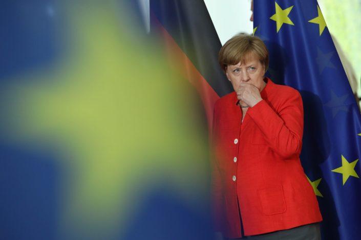 Nemačka predvodi EU protiv Rusije i Kine