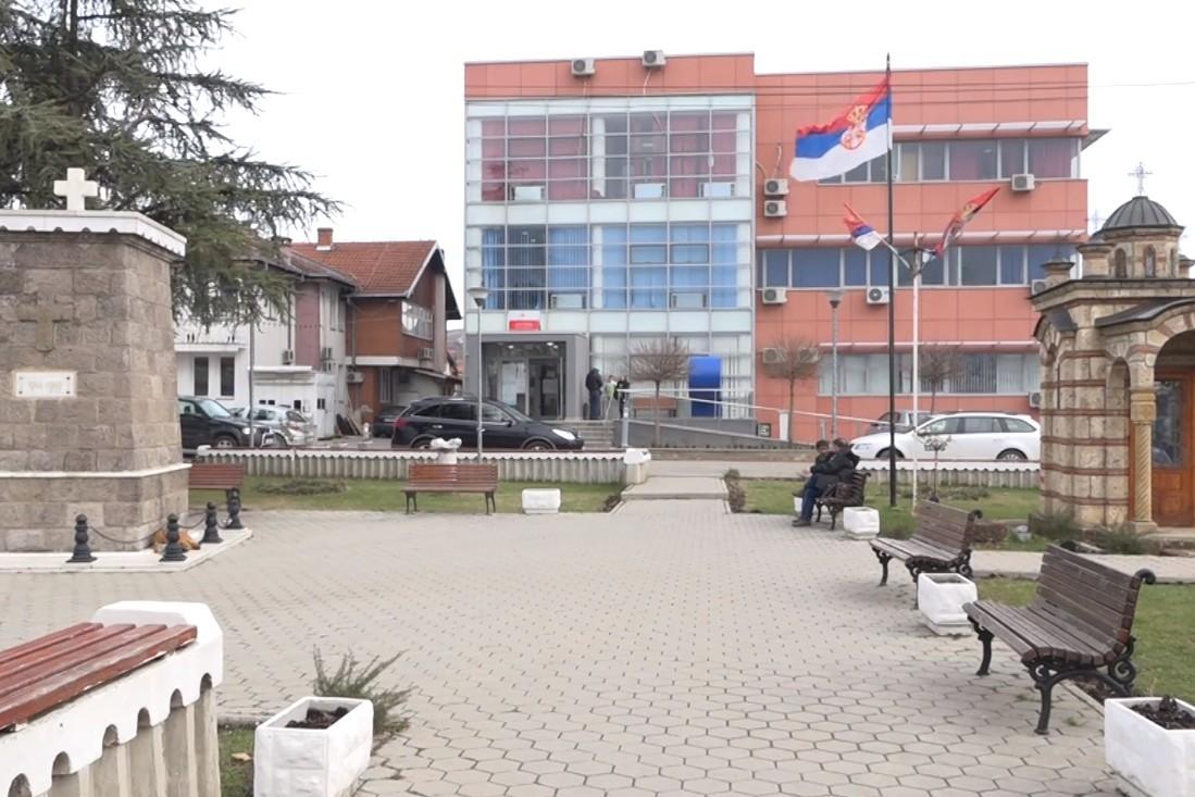 Zgrada Opštine Gračanica (Foto: Snimak ekrana/Jutjub)